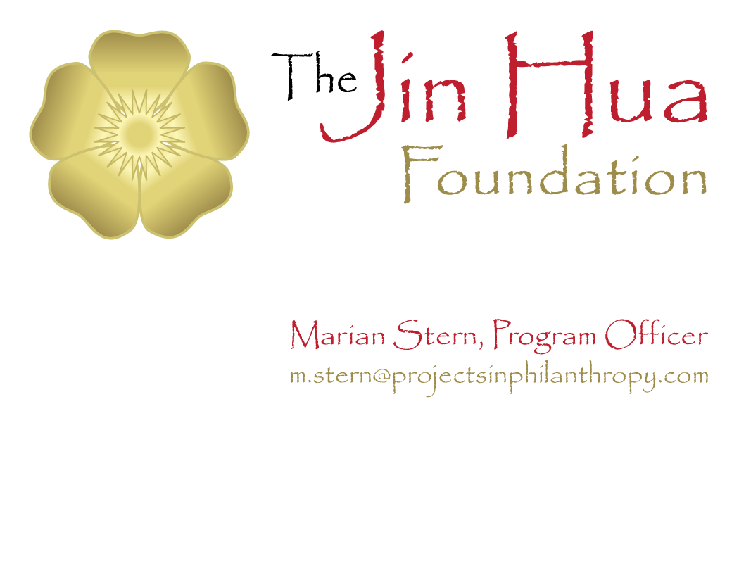 The Jin Hua Foundation