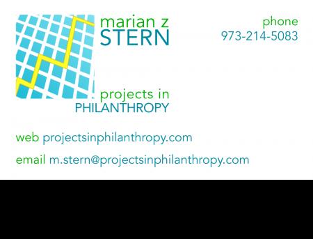 Marian Z Stern