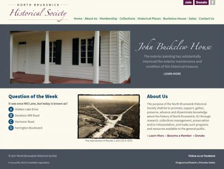 North Brunswick Historical Society