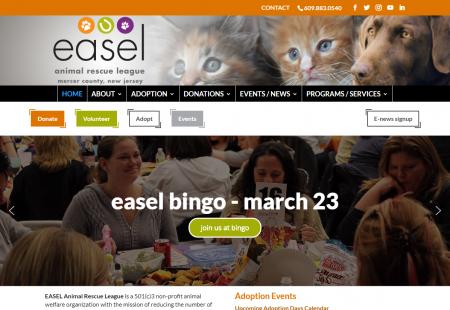 EASEL Animal Rescue League