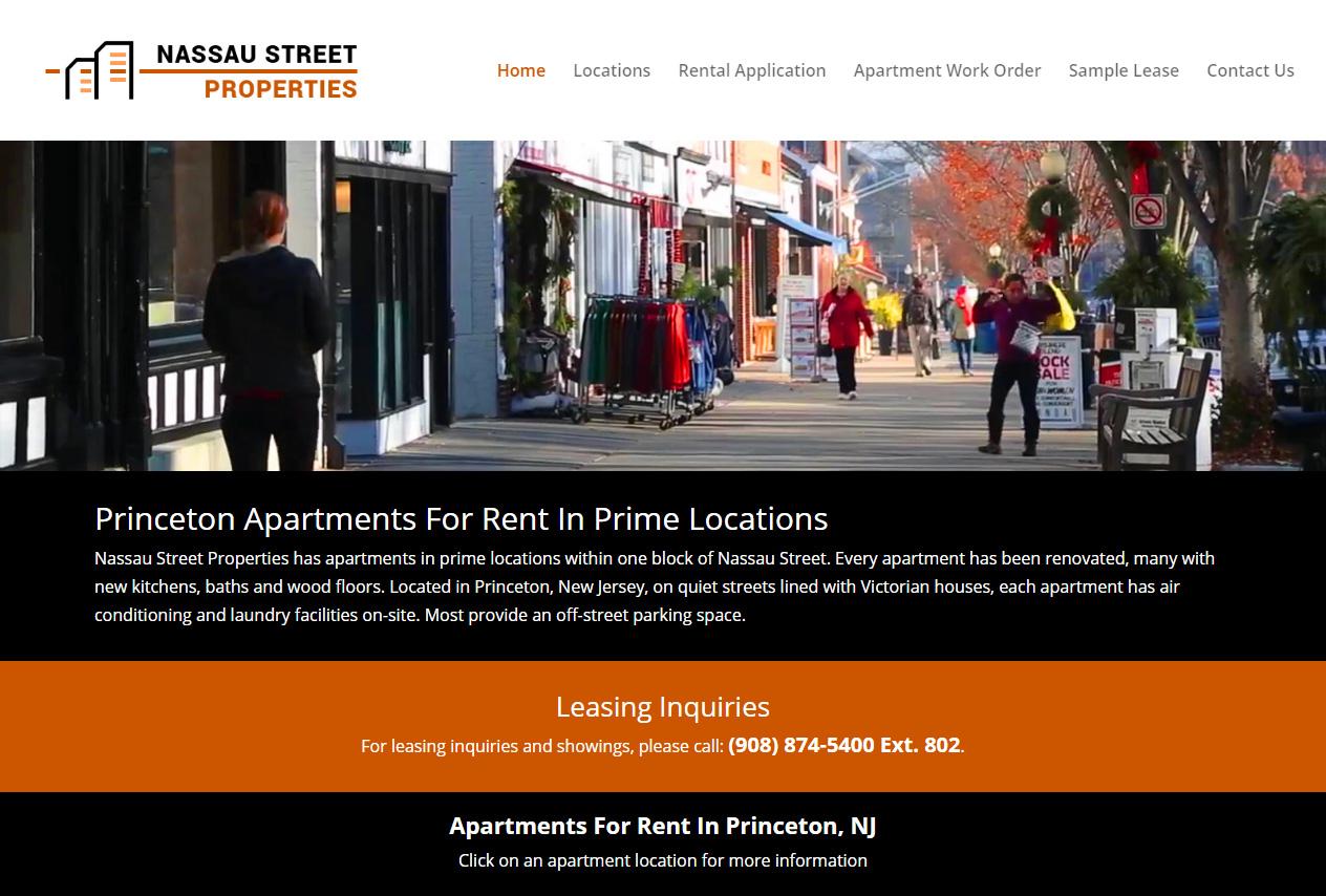 Nassau Street Properties