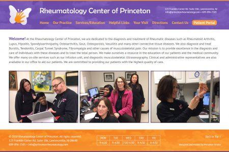 Rheumatology Center of Princeton