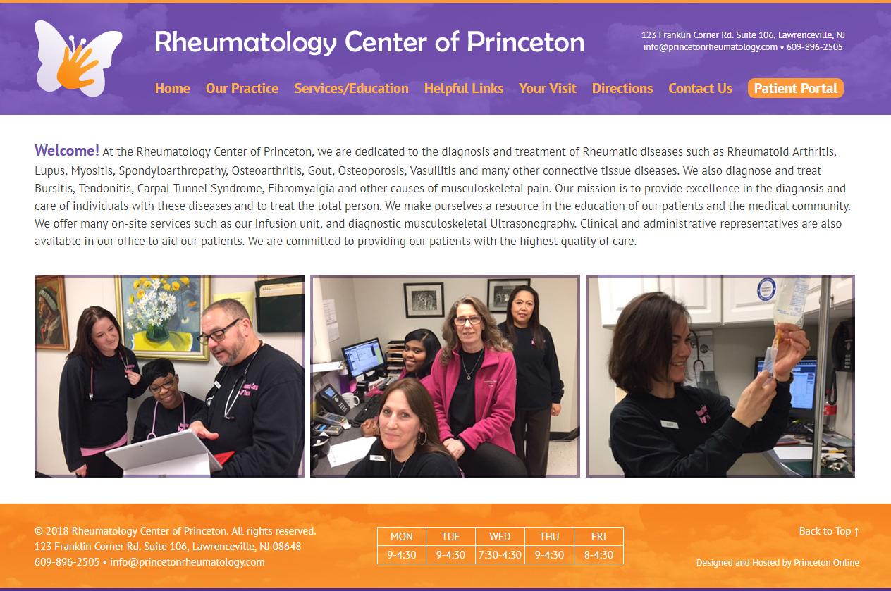 Websites - Princeton Website Design