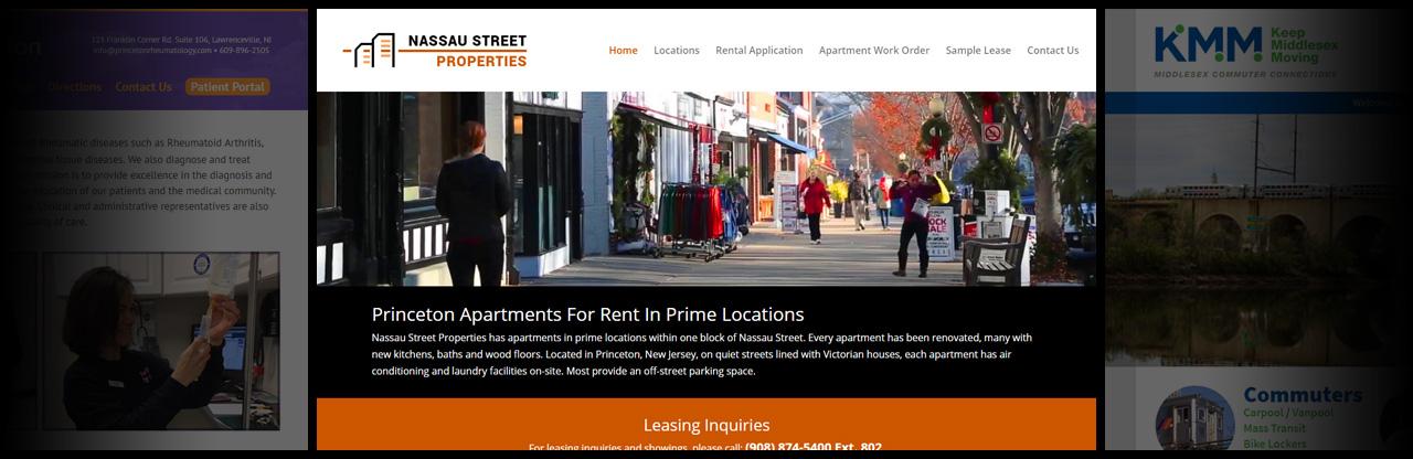 Home - Princeton Website Design