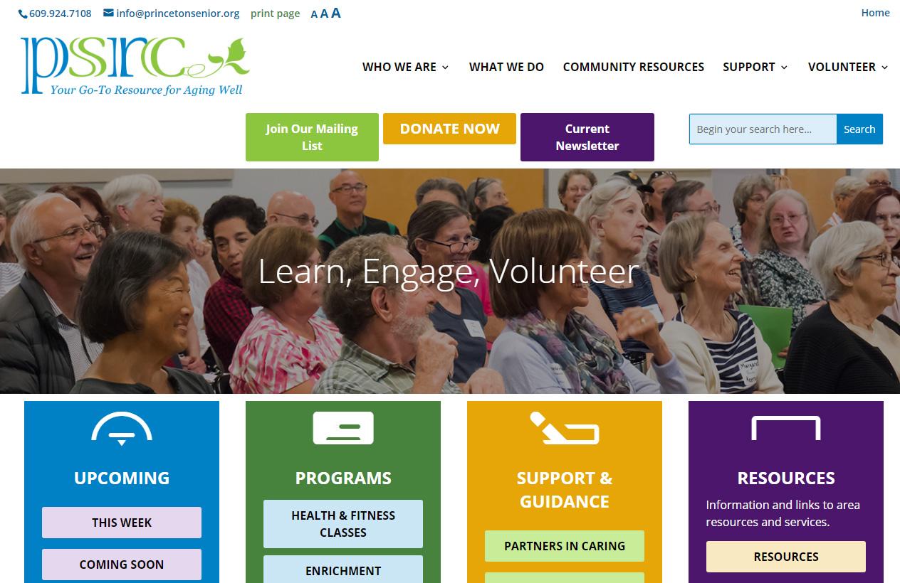 Princeton Senior Resource Center
