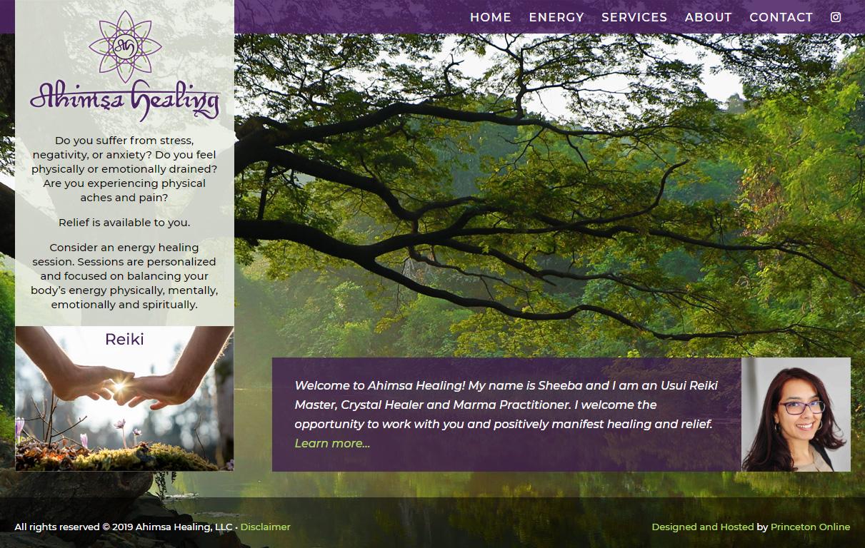 Ahimsa Healing