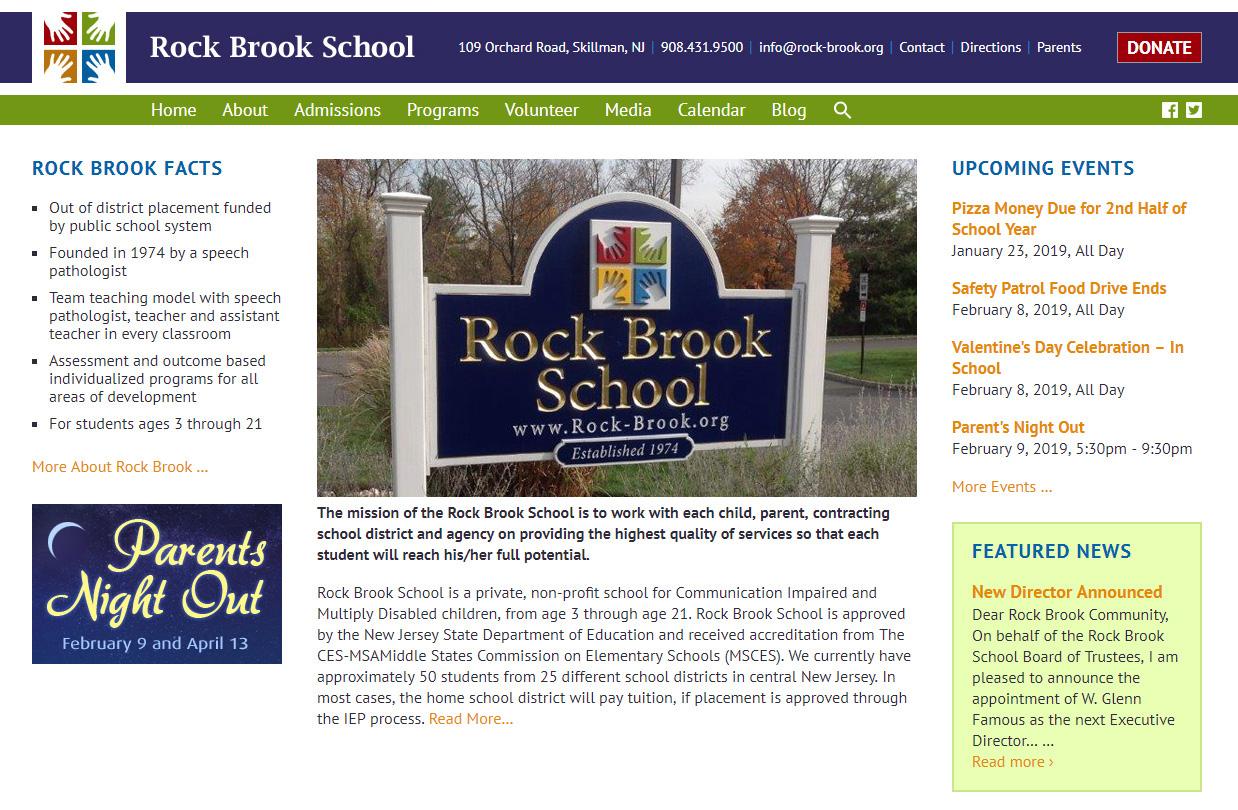 Rock Brook School