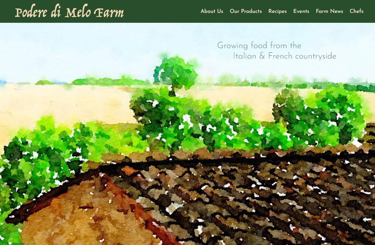 Podere di Melo Farm